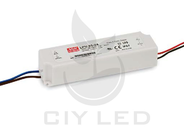 Mean Well LPV Series Constant Voltage LED Power Supply